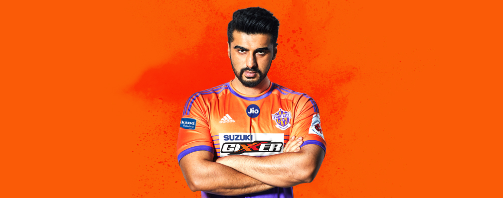 FC Pune City - Brand Communication
