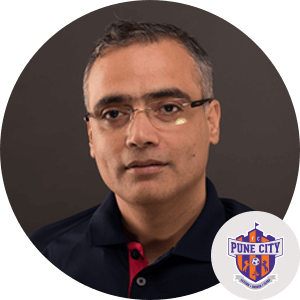 Arshoad Abbas - Marketing Head - FC Pune City